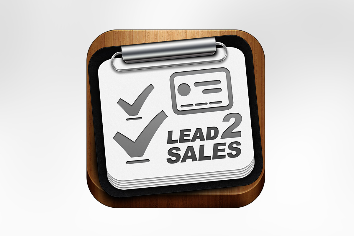 Lead2Sales Application Design