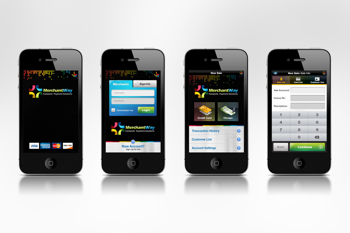Application Design for Mobile Payments